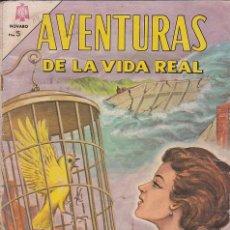 Tebeos: AVENTURAS DE LA VIDA REAL Nº 114. Lote 182194196