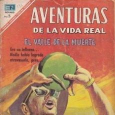 Tebeos: AVENTURAS DE LA VIDA REAL Nº 137. Lote 182194771