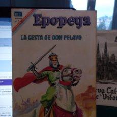 Tebeos: EPOPEYA NOVARO 105 1967. Lote 182197268