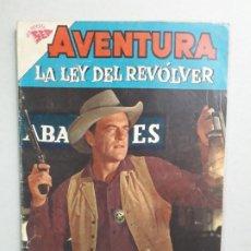 Tebeos: AVENTURA N° 155 - ORIGINAL EDITORIAL NOVARO. Lote 182203536