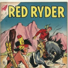 Tebeos: RED RYDER N° 40 COMIC TEBEO REVISTA EDITORIAL NOVARO WESTERN 1958. Lote 182326908