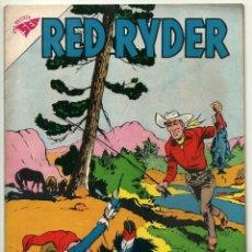Tebeos: RED RYDER N° 73 COMIC TEBEO REVISTA EDITORIAL NOVARO WESTERN 1960. Lote 182326955