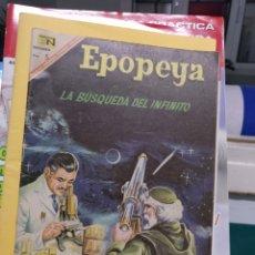 Tebeos: EPOPEYA NOVARO 108, 1967. Lote 182329466
