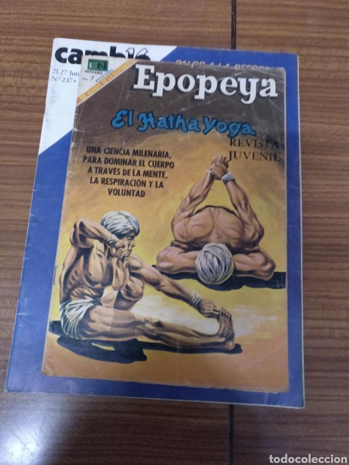 EPOPEYA NOVARO 130, 1969 (Tebeos y Comics - Novaro - Epopeya)