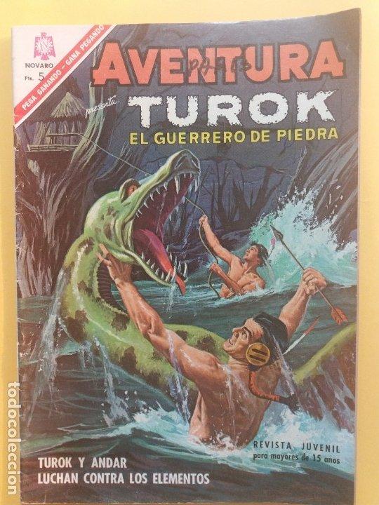 AVENTURA Nº 453 NOVARO (Tebeos y Comics - Novaro - Aventura)