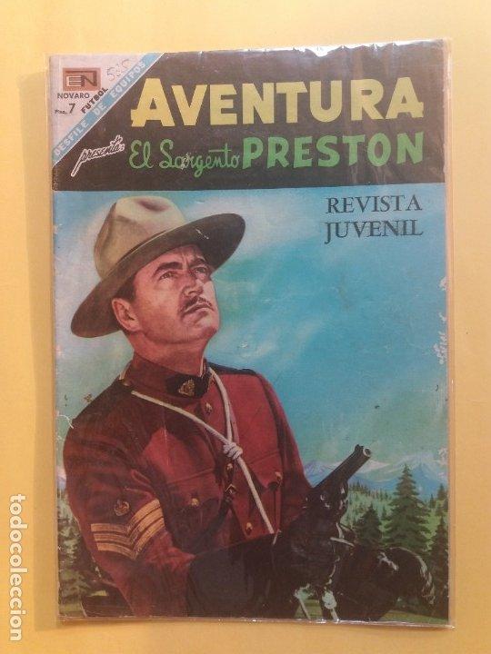 AVENTURA Nº 535 NOVARO (Tebeos y Comics - Novaro - Aventura)
