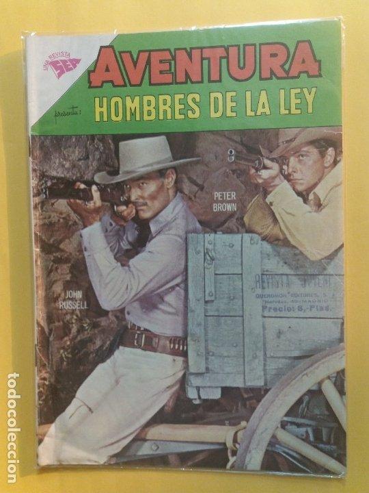 AVENTURA Nº 277 NOVARO (Tebeos y Comics - Novaro - Aventura)