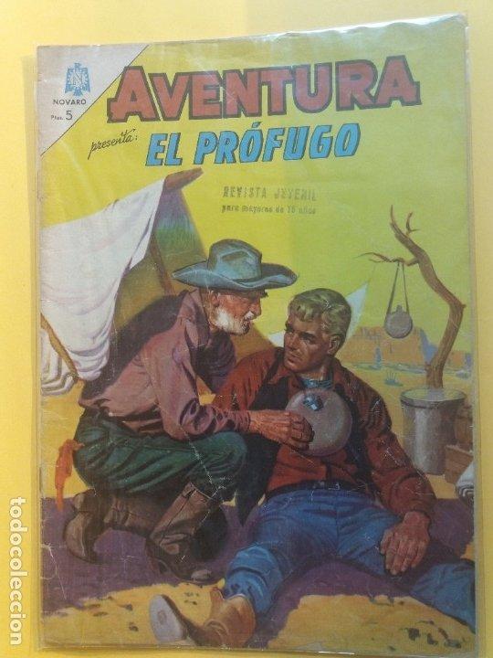 AVENTURA Nº 351 NOVARO (Tebeos y Comics - Novaro - Aventura)
