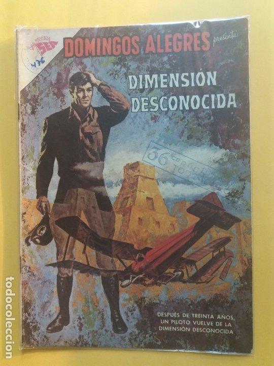 DOMINGOS ALEGRES Nº 476 NOVARO (Tebeos y Comics - Novaro - Domingos Alegres)