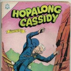 Tebeos: HOPALONG CASSIDY N° 139 TEBEO COMIC REVISTA WESTERN EDITORIAL NOVARO 1966. Lote 182431918