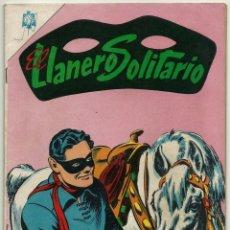 Tebeos: EL LLANERO SOLITARIO N° 138 TEBEO COMIC REVISTA WESTERN THE LONE RANGER EDITORIAL NOVARO 1964. Lote 182432135