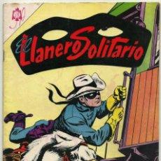 Tebeos: EL LLANERO SOLITARIO N° 140 TEBEO COMIC REVISTA WESTERN THE LONE RANGER EDITORIAL NOVARO 1964. Lote 182432158