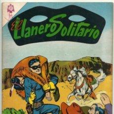 Tebeos: EL LLANERO SOLITARIO N° 144 TEBEO COMIC REVISTA WESTERN THE LONE RANGER EDITORIAL NOVARO 1965. Lote 182432195