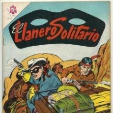 Tebeos: EL LLANERO SOLITARIO N° 146 TEBEO COMIC REVISTA WESTERN THE LONE RANGER EDITORIAL NOVARO 1965. Lote 182432221