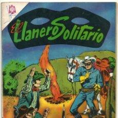 Tebeos: EL LLANERO SOLITARIO N° 147 TEBEO COMIC REVISTA WESTERN THE LONE RANGER EDITORIAL NOVARO 1965. Lote 182432248