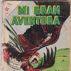 Tebeos: MI GRAN AVENTURA Nº 38 - 1963. Lote 182560413