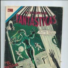Tebeos: HISTORIAS FANTASTICAS Nº 273, ED. NOVARO (1971). ESTADO NORMAL. Lote 182604623
