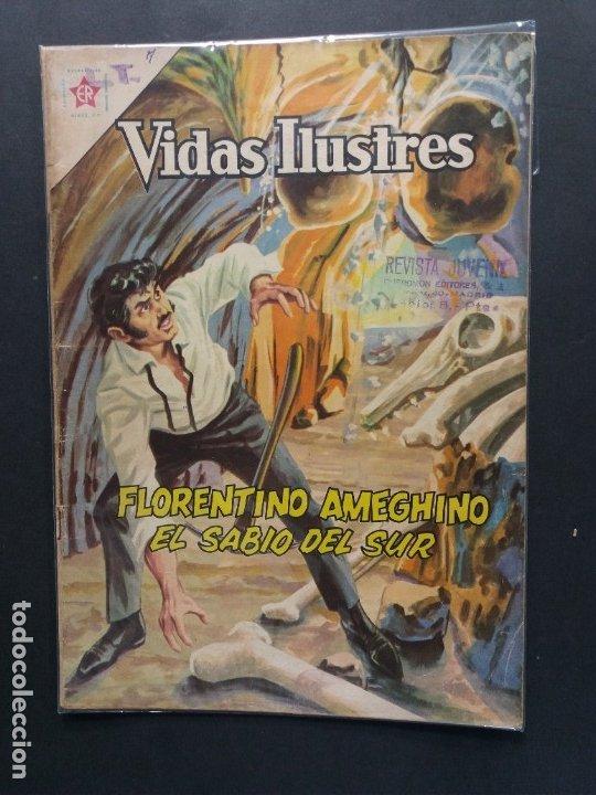VIDAS ILUSTRES Nº 81 (Tebeos y Comics - Novaro - Vidas ilustres)