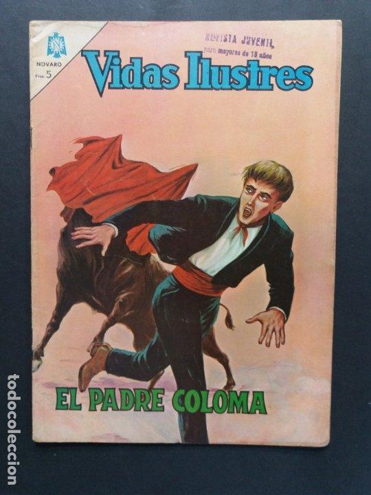 VIDAS ILUSTRES Nº 116 (Tebeos y Comics - Novaro - Vidas ilustres)