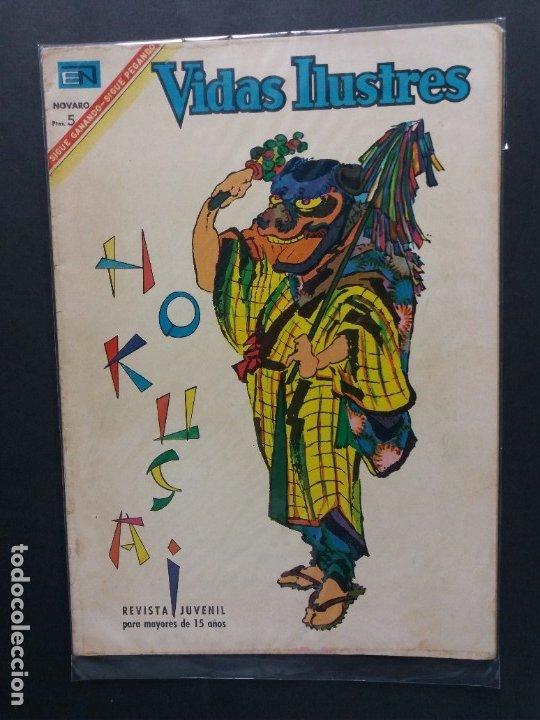 VIDAS ILUSTRES Nº 159 (Tebeos y Comics - Novaro - Vidas ilustres)