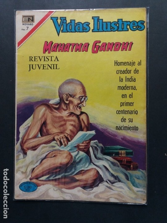 VIDAS ILUSTRES Nº ESPECIAL (Tebeos y Comics - Novaro - Vidas ilustres)
