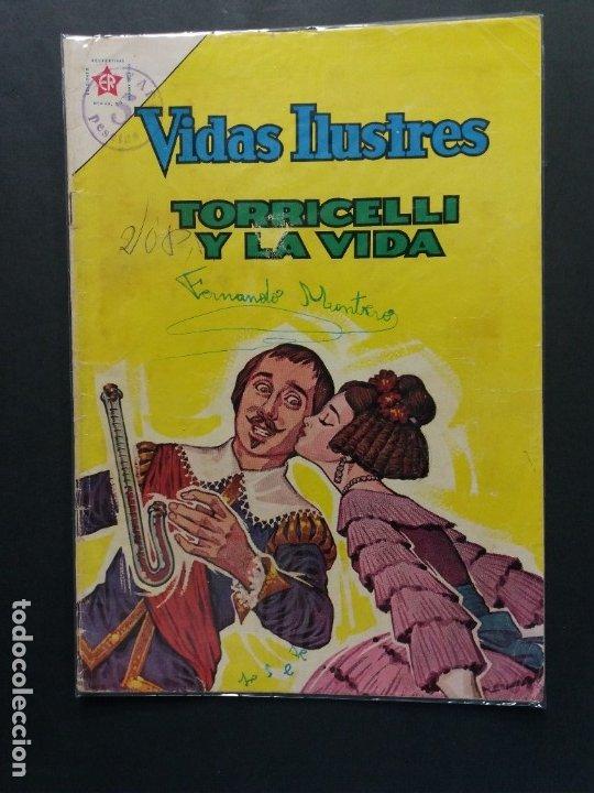 VIDAS ILUSTRES-Nº89 (Tebeos y Comics - Novaro - Vidas ilustres)