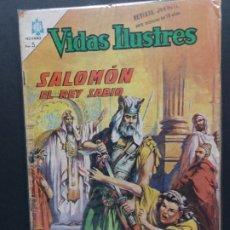 Tebeos: VIDAS ILUSTRES-Nº127. Lote 182624396