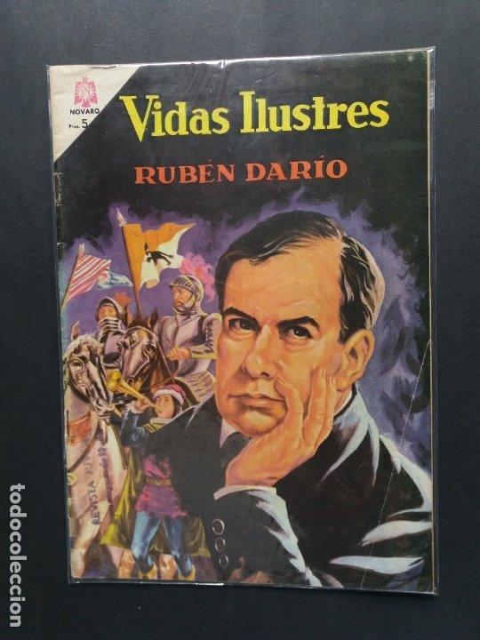 VIDAS ILUSTRES Nº 138 (Tebeos y Comics - Novaro - Vidas ilustres)