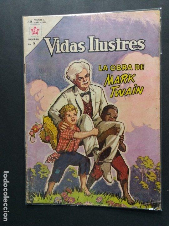 VIDAS ILUSTRES Nº 91 (Tebeos y Comics - Novaro - Vidas ilustres)