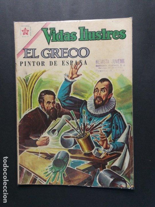 VIDAS ILUSTRES Nº 78 (Tebeos y Comics - Novaro - Vidas ilustres)