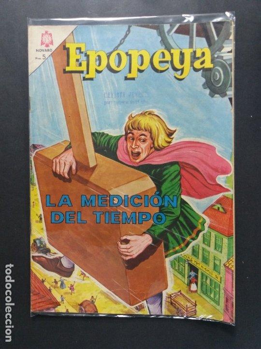 EPOPEYA Nº 77 (Tebeos y Comics - Novaro - Epopeya)