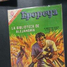 Tebeos: EPOPEYA-Nº100. Lote 182626340