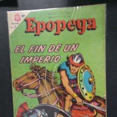 Tebeos: EPOPEYA Nº 80. Lote 182626803
