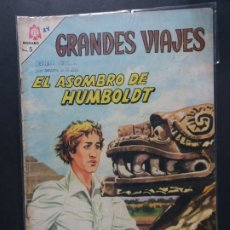 Tebeos: GRANDES VIAJES-Nº24. Lote 182627416