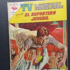 Tebeos: TV MUNDIAL Nº 14. Lote 182629417
