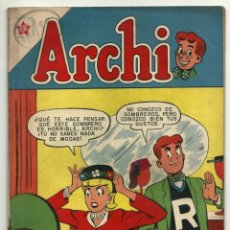 Tebeos: ARCHI N° 15 TEBEO ANTIGUO COMIC REVISTA ARCHIE EDITORIAL NOVARO 1958. Lote 182637442