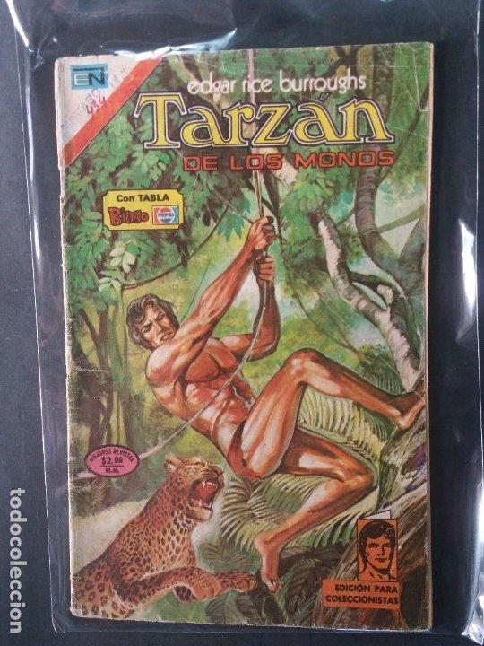 TARZAN-Nº434 (Tebeos y Comics - Novaro - Tarzán)