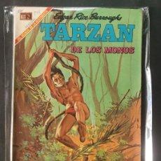 Tebeos: TARZAN-Nº213. Lote 182674700