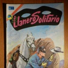 Tebeos: EL LLANERO SOLITARIO - AÑO XXI - Nº 296 - 20 DE MARZO DE 1973 - NOVARO. Lote 182693875