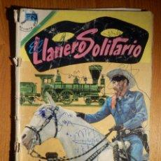 Tebeos: EL LLANERO SOLITARIO - AÑO XXI - Nº 255 - 11 DE ENERO DE 1972 - NOVARO. Lote 182694096