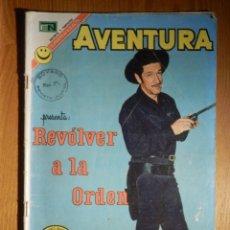 Tebeos: COMIC - AVENTURA - REVOLVER A LA ORDEN - AÑO XIX - Nº 736 - NOVARO . Lote 182730662