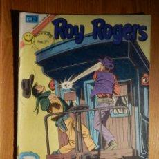 Tebeos: COMIC - ROY ROGERS - AÑO XX - Nº 266 - LA GRAN CACERÍA - NOVARO. Lote 182731168