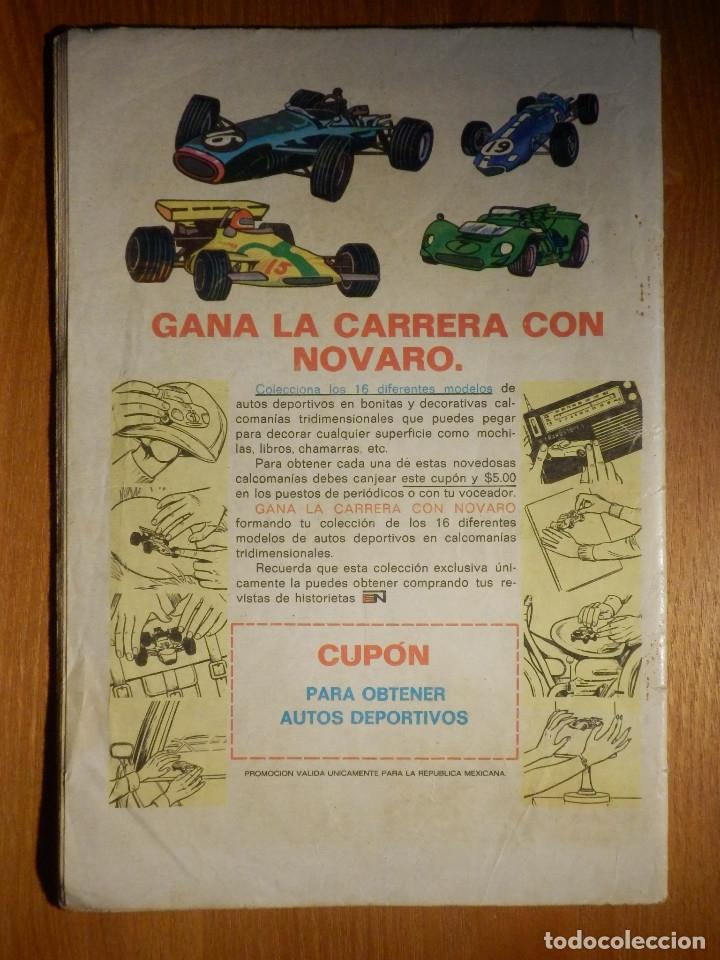 Tebeos: Comic - Roy Rogers - Año XX - Nº 266 - La Gran Cacería - Novaro - Foto 2 - 182731168