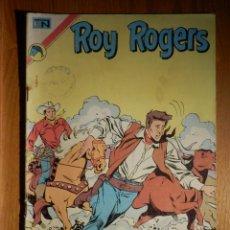 Tebeos: COMIC - ROY ROGERS - AÑO XXI - Nº 282 - LA TRAMPA MORTAL - NOVARO. Lote 182731292