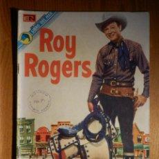 Tebeos: COMIC - ROY ROGERS - AÑO XXI - Nº 299 - EL REY DE LOS VAQUEROS - NOVARO. Lote 182731360