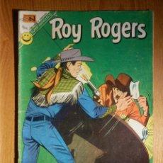 Tebeos: COMIC - ROY ROGERS - AÑO XX - Nº 274 - BALAS EN LA PRADERA - NOVARO. Lote 182731475