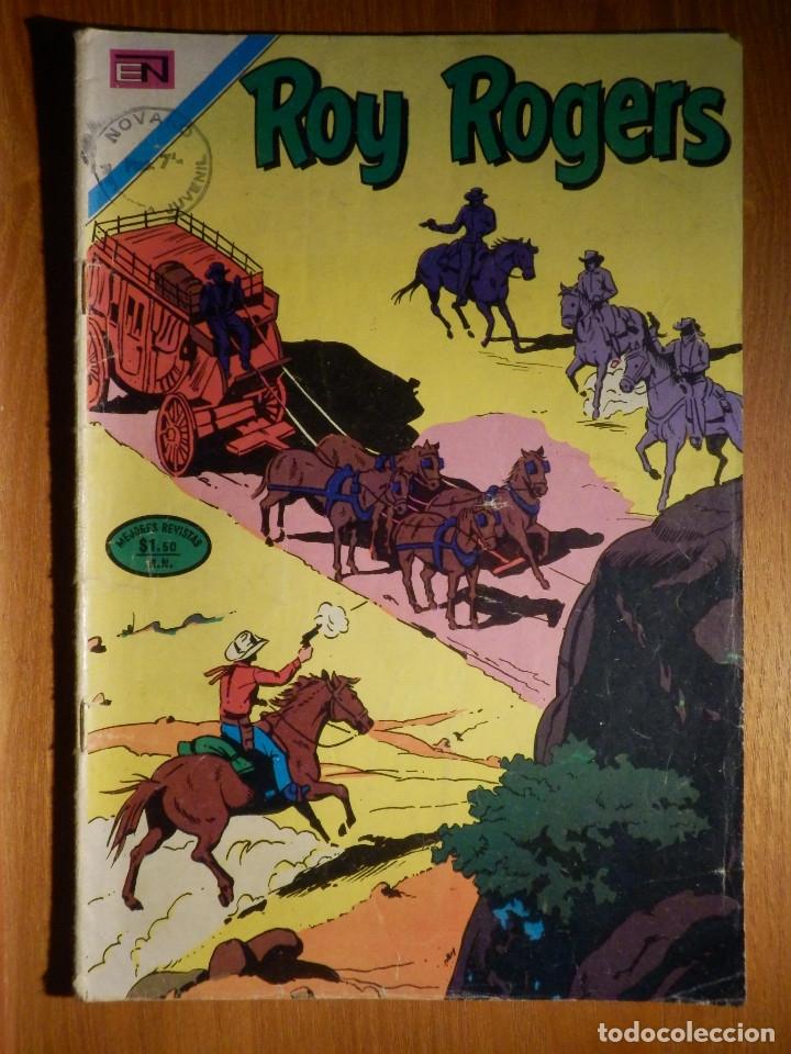 COMIC - ROY ROGERS - AÑO XX - Nº 262 - DUELO EN EL DESIERTO - NOVARO (Tebeos y Comics - Novaro - Roy Roger)