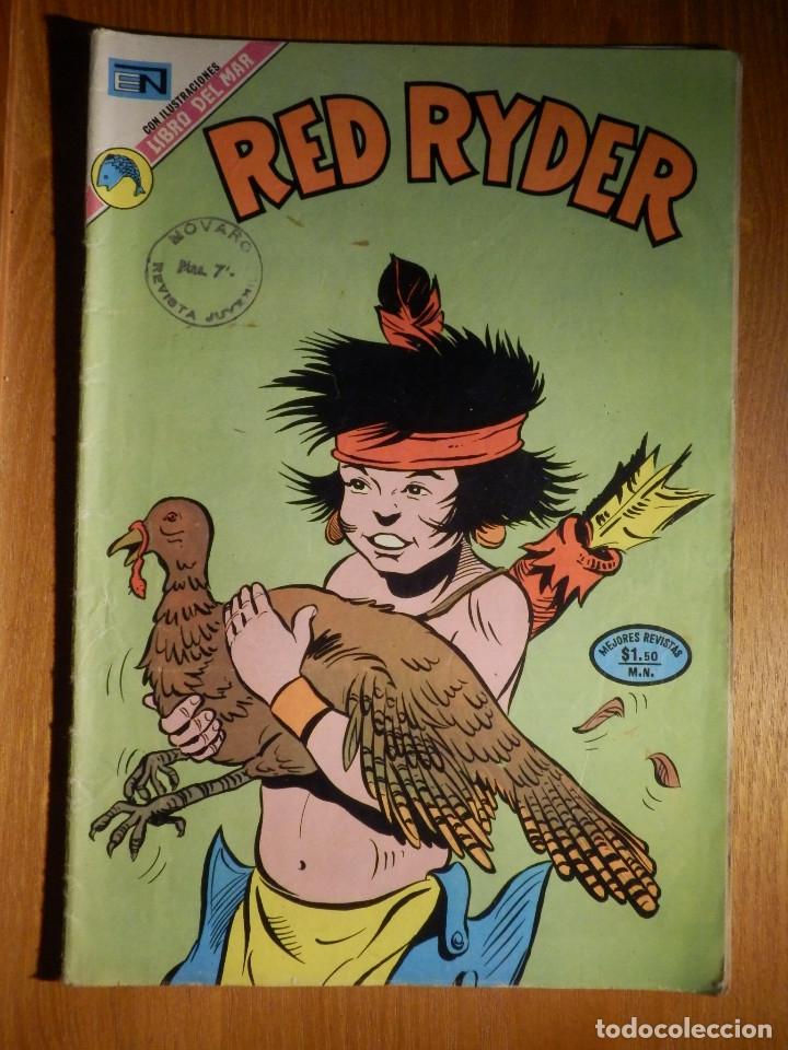 COMIC - RED RYDER - AÑO XIX - Nº 302 - NOVARO (Tebeos y Comics - Novaro - Red Ryder)