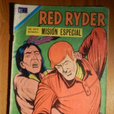 Tebeos: COMIC - RED RYDER - AÑO XVII- Nº 257 - MISION ESPECIAL - NOVARO. Lote 182731803
