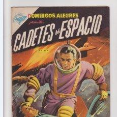 Tebeos: DOMINGOS ALEGRES CADETES DEL ESPACIO. Lote 182745943